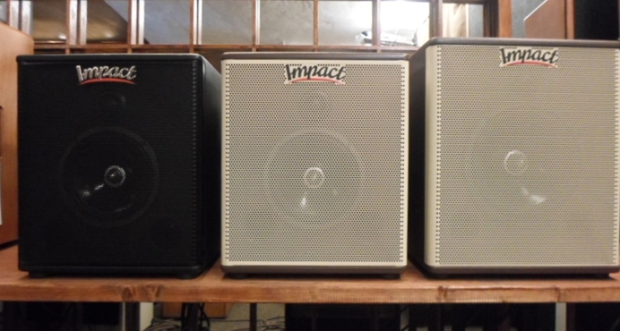 Amplificatori per Chitarra Acustica AudioDesign Pro Impact
